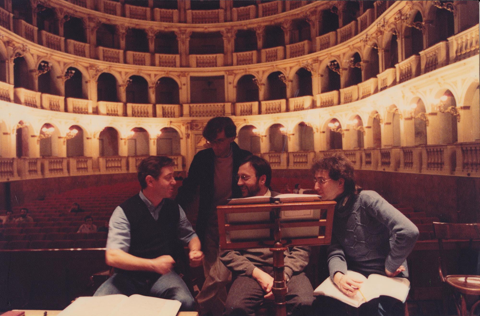 Teatro Comunale, Bologna 1984, Lucrezia Borgia (Gabriele Bellini, Maurizio Benini, Franco Sebastiani)