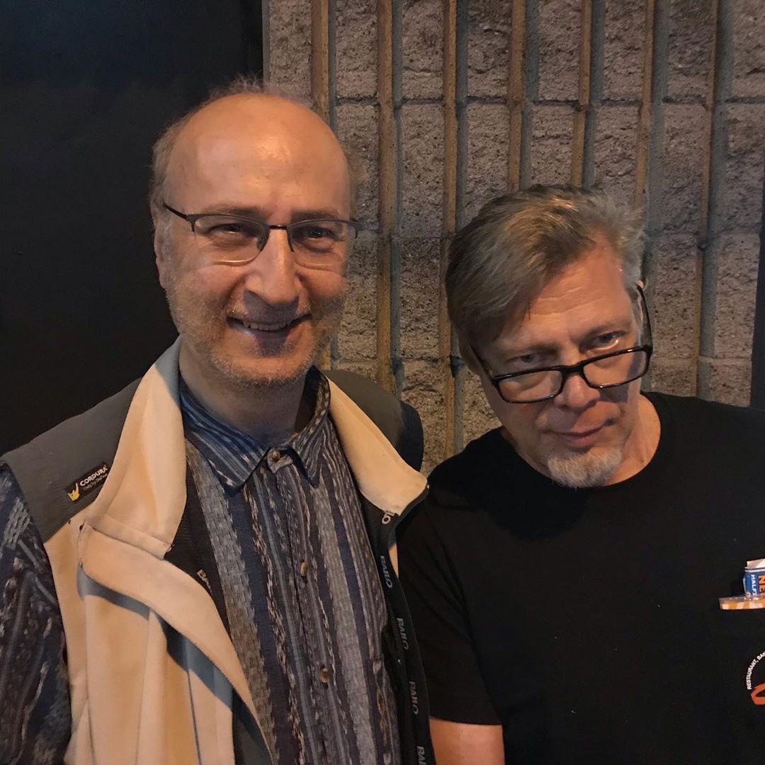 with Ilpo Väisänen