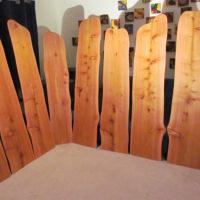Red Cedar resonators