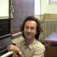 teaching in Parma, circa 1992