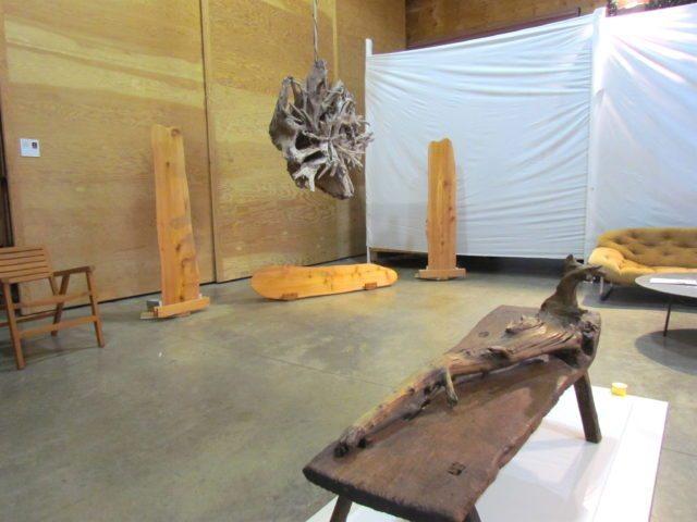 resonators at the SC ART Crawl