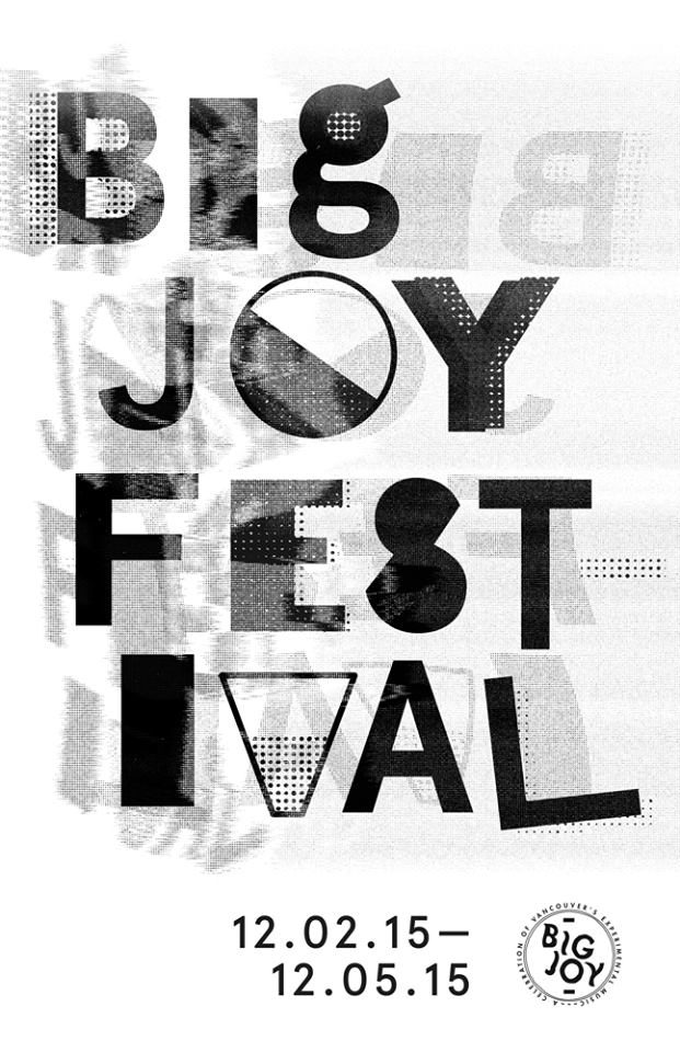 Big Joy 2015 poster