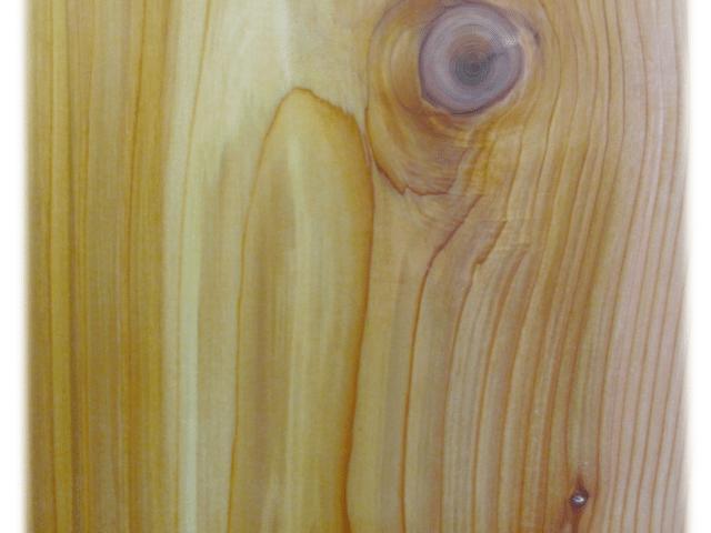 red cedar detail