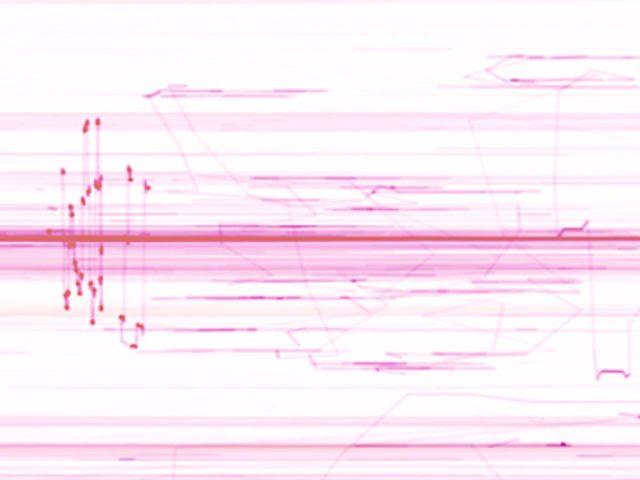 oscillo-graphic score