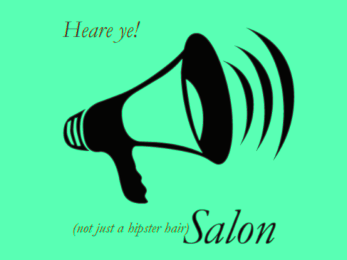 (not just a hipster hair) Salon