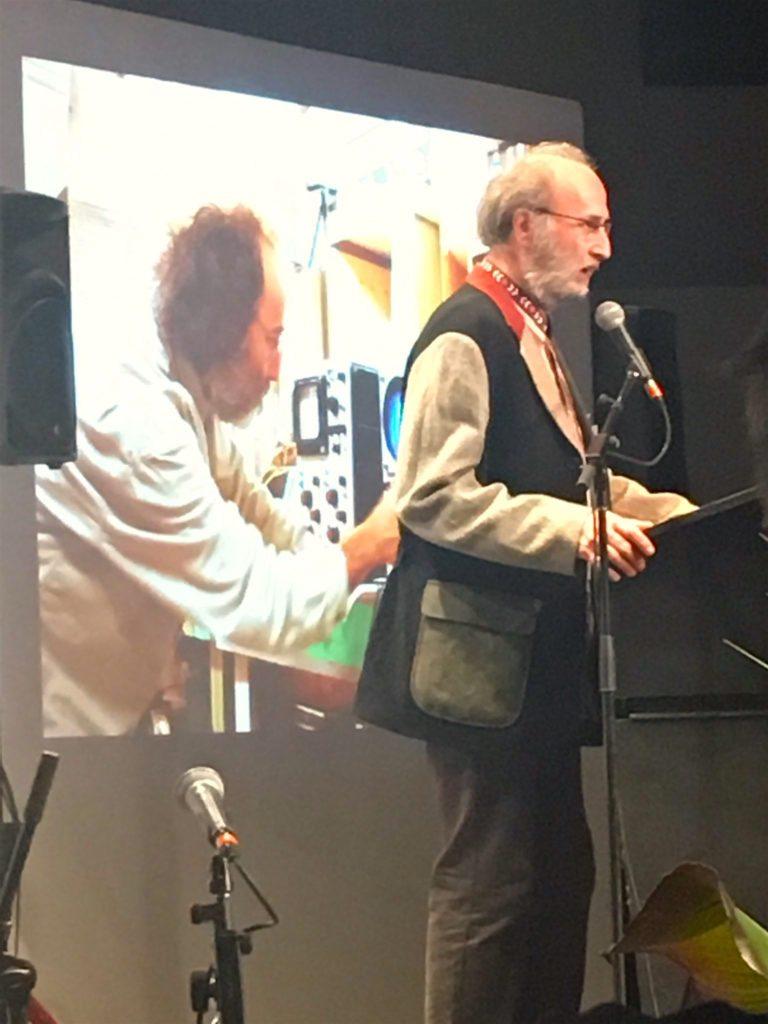 G @ Mayor's Arts Award 2017
