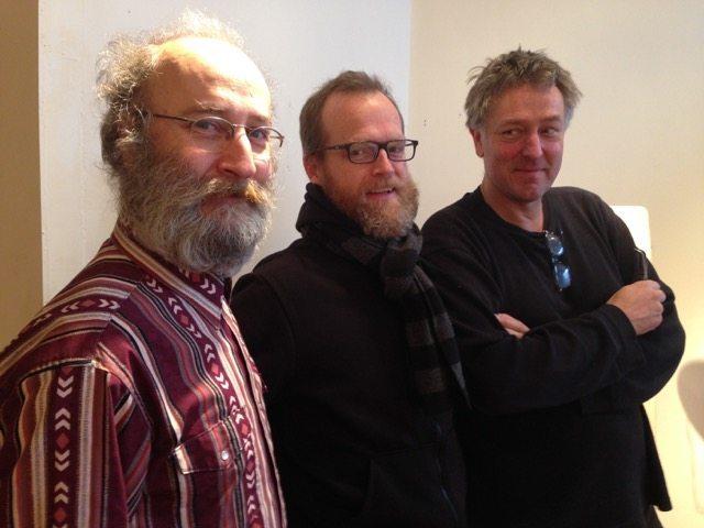 Giorgio, Matthew, Erik