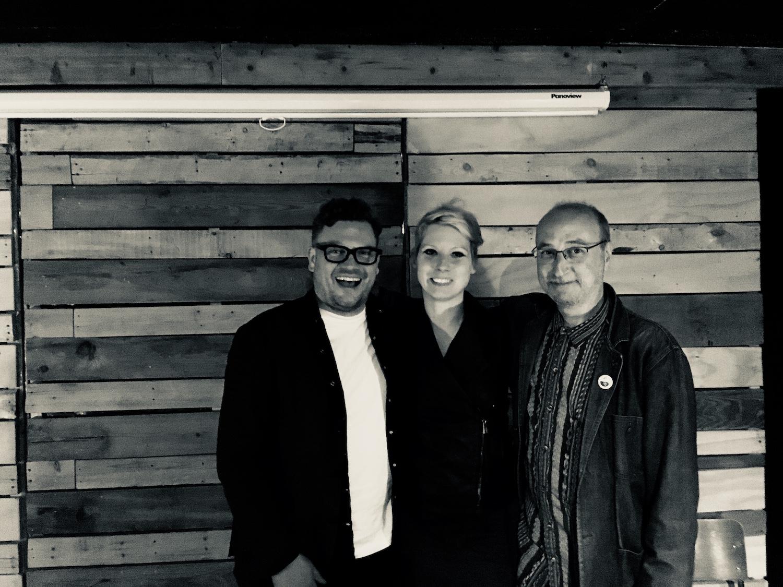 MAGIK • Marina Hasselberg, Kenton Loewen & G