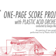 one-page score