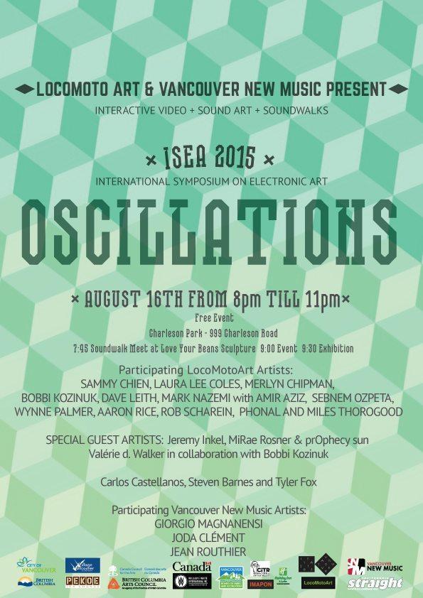 Oscillations_poster