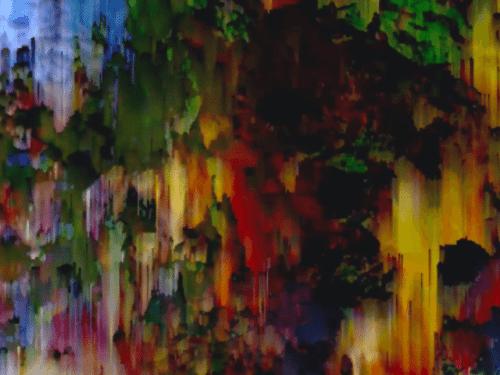 pixel sorting in Jitter