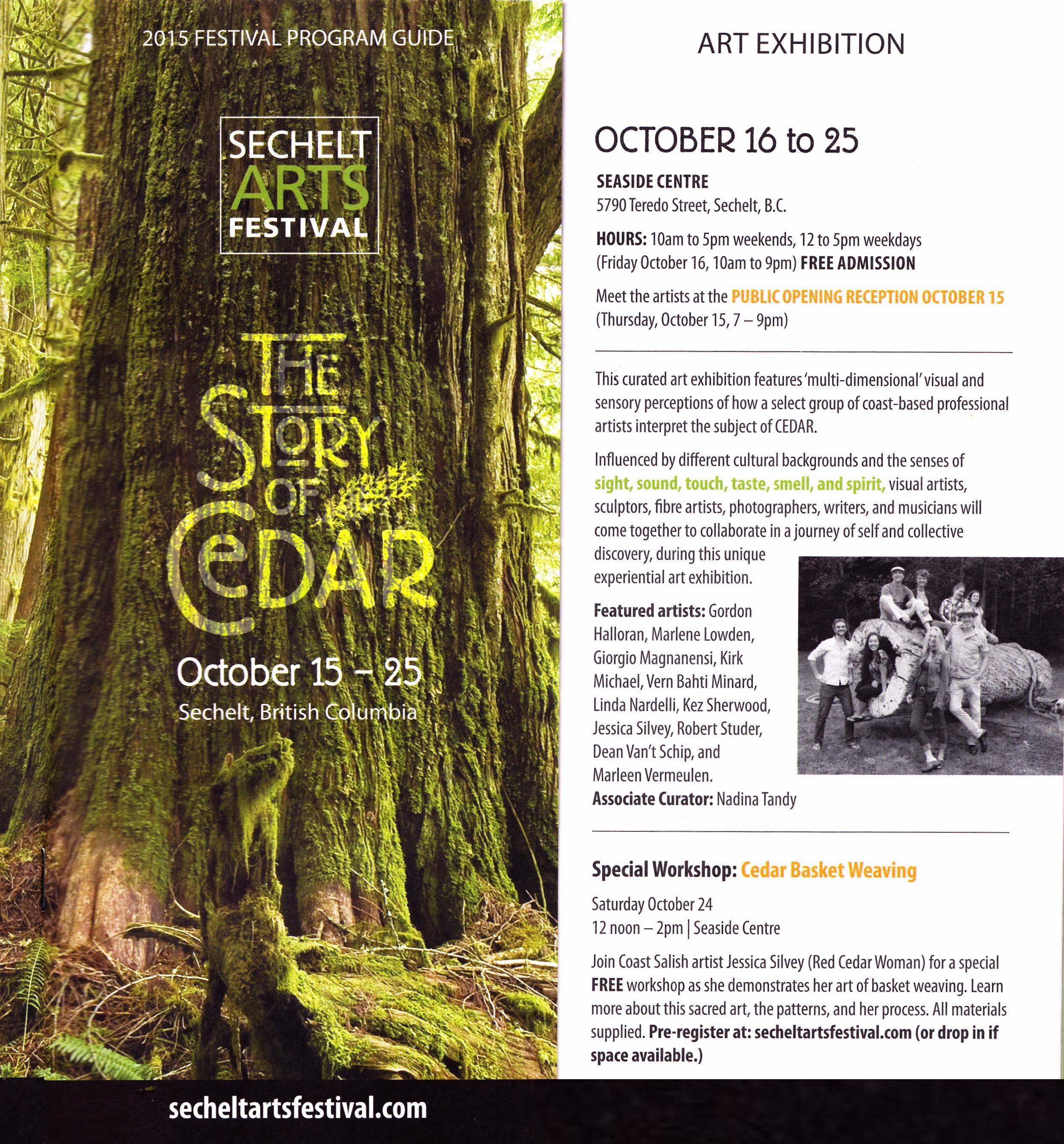The Story of Cedar 2