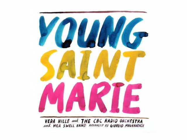Young Saint Marie