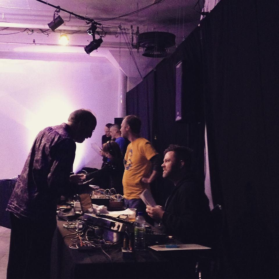 g & souns @ nomadic streams