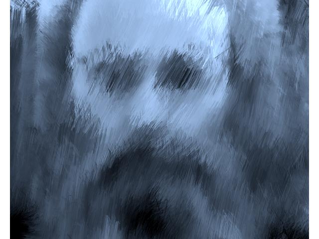smearing pixels