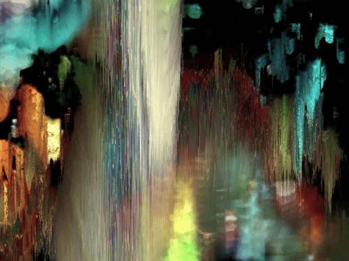 granular & pixel sorting