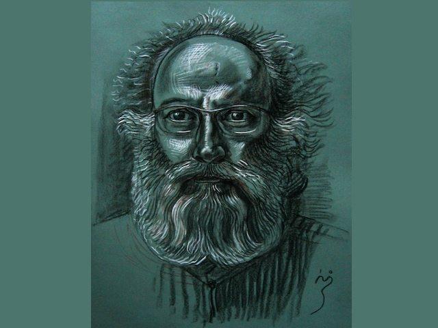 g's portrait by Maurice Spira