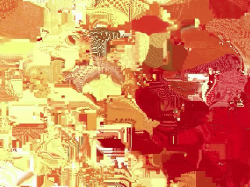 liquefying pixels