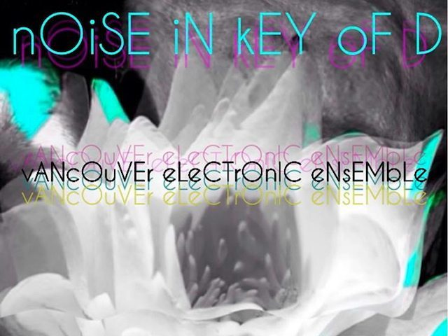 noise in the key of D