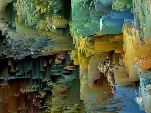 pixel sorting KJ