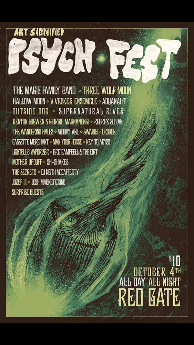 psych fest red gate