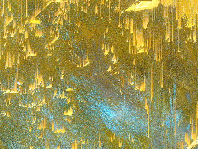 sandy pixels