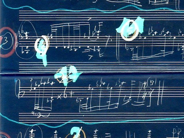 Scores + Compositions + Recordings - Giorgio Magnanensi