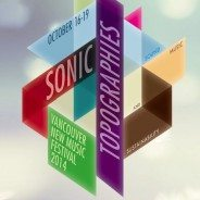 vnm festival 2014 • sonic topographies