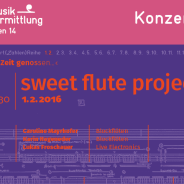 sweet flute project