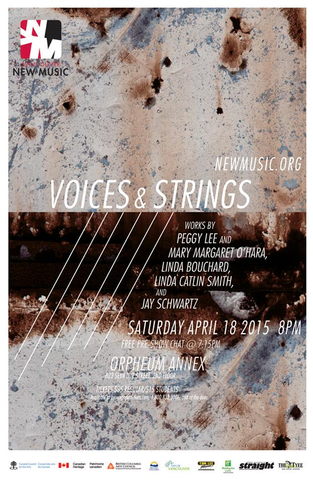 voices and strings