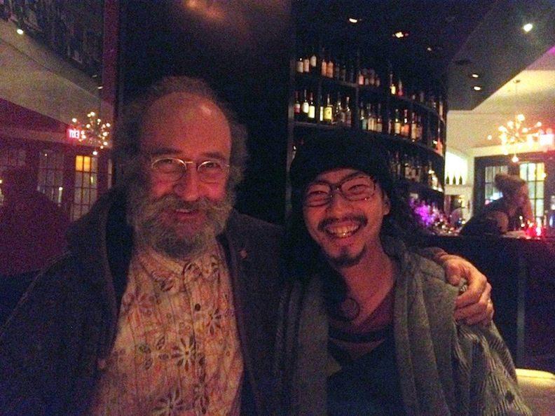 with Sammy Chien