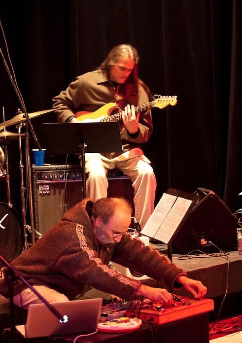 with Tony Wilson