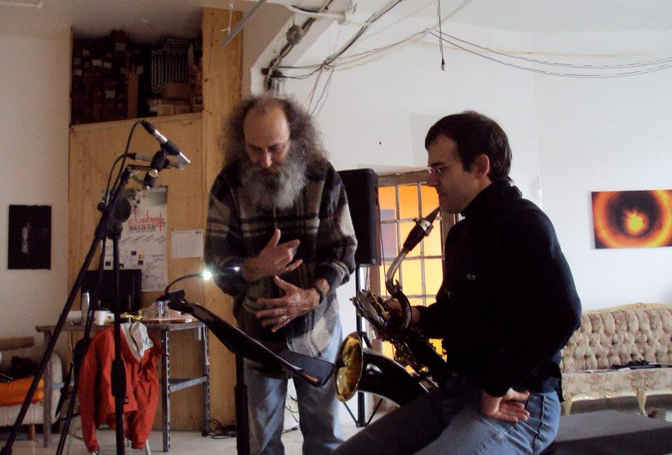 Quasar rehearsal